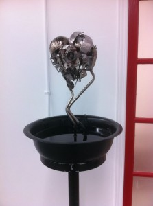 Bleeding Heart at Rebellion Gallery