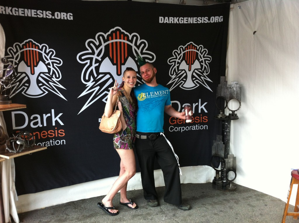 Amanda, and Chris of Dark Genesis Corporation.